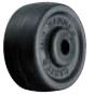 HAMMER CASTER 精密脚轮  插入插头型425G R 40mm橡胶车 25-60daN HAMMER CASTER 425G R 40mm 25 60daN