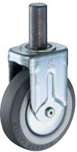 HAMMER CASTER 精密脚轮  插入轮毂型420MKR-KUB 75-125mm 60-100daN HAMMER CASTER 420MKR KUB 75 125mm 60 100daN
