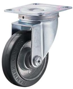HAMMER CASTER 精密脚轮  导电脚轮420S-RB 100mm HAMMER CASTER 420S RB 100mm