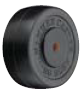 HAMMER CASTER 精密脚轮  插入轮毂型425S R 65-75mm橡胶车30-160daN HAMMER CASTER 425S R 65 75mm 30 160daN
