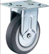 HAMMER CASTER 精密脚轮  金属板型420MR-KUB  75-125mm 50-100daN HAMMER CASTER 420MR KUB 75 125mm 50 100daN