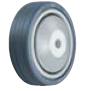 HAMMER CASTER 精密脚轮  插入轮毂型430S PR 75mm冲压轮胎车 25-60daN HAMMER CASTER 430S PR 75mm 25 60daN