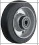 HAMMER CASTER 精密脚轮   金属板型435S RB 125,150mm橡胶车轮140-220daN HAMMER CASTER 435S RB 125 150mm 140 220daN