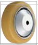 HAMMER CASTER 精密脚轮   金属板型523S URB  125,150mm尿烷车轮240-300daN HAMMER CASTER 523S URB 125 150mm 240 300daN