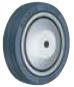 HAMMER CASTER 精密脚轮   插入轮毂型430E PR 100,125mm冲压轮胎车 25-60daN HAMMER CASTER 430E PR 100 125mm 25 60daN