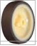 HAMMER CASTER 精密脚轮   金属板型439E UR 60,75mm 尿烷车轮8-50daN HAMMER CASTER 439E UR 60 75mm 8 50daN