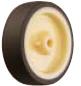 HAMMER CASTER 精密脚轮  螺纹旋入型439E UR 65-125mm尿烷车 30-160daN HAMMER CASTER 439E UR 65 125mm 30 160daN