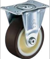 HAMMER CASTER 精密脚轮  金属板型420SR-UB  50-75mm 50-60daN HAMMER CASTER 420SR UB 50 75mm 50 60daN