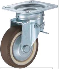 HAMMER CASTER 精密脚轮  方向控制型400FOS-UB 100-150mm带整体锁 120-220daN HAMMER CASTER 400FOS UB 100 150mm 120 220daN