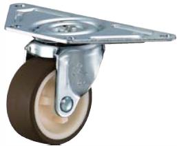 HAMMER CASTER 精密脚轮  角金属板型220G-UR 50-75mm 20-60daN HAMMER CASTER 220G UR 50 75mm 20 60daN