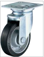 HAMMER CASTER 精密脚轮  金属板型420J-RBB  100-150mm  140-220daN HAMMER CASTER 420J RBB 100 150mm 140 220daN