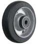 HAMMER CASTER 精密脚轮  插入轮毂型435S RB 100-150mm橡胶车 50-160daN HAMMER CASTER 435S RB 100 150mm 50 160daN