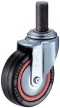 HAMMER CASTER 精密脚轮  插入轮毂型420MK-RB 75-125mm 60-100daN HAMMER CASTER 420MK RB 75 125mm 60 100daN