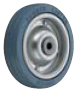 HAMMER CASTER 精密脚轮   螺纹旋入型430E PR 65,75,100-150mm橡胶车胎 25-60daN HAMMER CASTER 430E PR 65 75 100 150mm 25 60daN