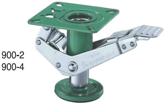 HAMMER CASTER 脚轮锁900-4 HAMMER CASTER 900 4