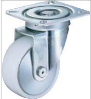 HAMMER CASTER 精密脚轮   金属板型520S-NRB  125,150mm  240-300daN HAMMER CASTER 520S NRB 125 150mm 240 300daN