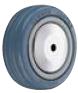 HAMMER CASTER 精密脚轮  插入轮毂型434M-RB 100-150mm橡胶车 60-100daN HAMMER CASTER 434M RB 100 150mm 60 100daN