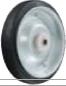 HAMMER CASTER 精密脚轮  金属板型425SOS R 200mm橡胶车轮50-220daN HAMMER CASTER 425SOS R 200mm 50 220daN