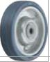 HAMMER CASTER 精密脚轮   金属板型430E PR 60,75mm 冲压轮胎车轮8-50daN HAMMER CASTER 430E PR 60 75mm 8 50daN