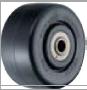 HAMMER CASTER 精密脚轮  金属板型542S NRB 50-75mm尼龙车胎120-600daN HAMMER CASTER 542S NRB 50 75mm 120 600daN