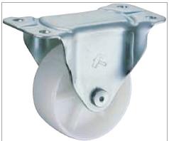 HAMMER CASTER 精密脚轮  金属板型440R-N  65-100mm  70-120daN HAMMER CASTER 440R N 65 100mm 70 120daN