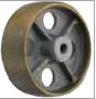 HAMMER CASTER 精密脚轮  金属板型446G C 65-125mm铸件车胎70-120daN HAMMER CASTER 446G C 65 125mm 70 120daN