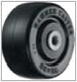 HAMMER CASTER 精密脚轮  金属板型445G R 65-125mm橡胶车胎70-120daN HAMMER CASTER 445G R 65 125mm 70 120daN
