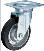 HAMMER CASTER 精密脚轮  金属板型400S-R  100-150mm  60-220daN