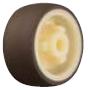 HAMMER CASTER 精密脚轮   螺纹旋入型439G UR 40,50mm尿烷车胎 25-60daN
