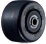 HAMMER CASTER 精密脚轮   角金属板型542H-NRB 65,75mm尼龙车 400daN