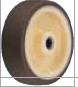 HAMMER CASTER 精密脚轮  角金属板型439SOE-UB 85-125mm尿烷车 30-60daN