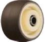HAMMER CASTER 精密脚轮  角金属板型439S UB 50-75mm尿烷车 20-60daN