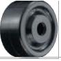 HAMMER CASTER 精密脚轮   金属板型559P N2 38,50mm尼龙车胎120-600daN