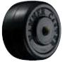 HAMMER CASTER 精密脚轮  插入轮毂型427S RD 50mm橡胶车 50-160daN