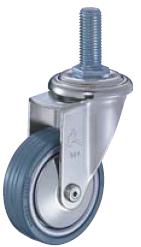 HAMMER CASTER 精密脚轮   螺纹旋入型921EA-PR 75,100mm 25-60daN