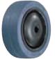 HAMMER CASTER 精密脚轮  螺纹旋入型434S FR 75mm橡胶车胎 25-60daN