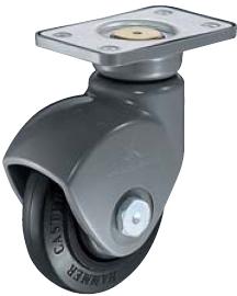 HAMMER CASTER 精密脚轮  静音树脂脚轮400POS-FR 100mm E型 60-120daN