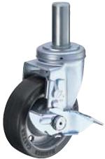 HAMMER CASTER 精密脚轮  插入轮毂型413SK-WR 100-150mm止动器 50-160daN