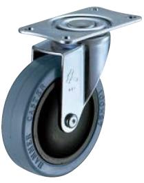 HAMMER CASTER 精密脚轮  静音树脂脚轮420BBE-FR 100-125mm 50-60daN