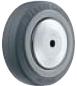 HAMMER CASTER 精密脚轮  插入轮毂型434M-KUB 100-150mm尿烷车 60-100daN