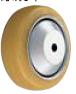 HAMMER CASTER 精密脚轮  脚手架用类型523S URB 125-150mm尿烷车100-250daN