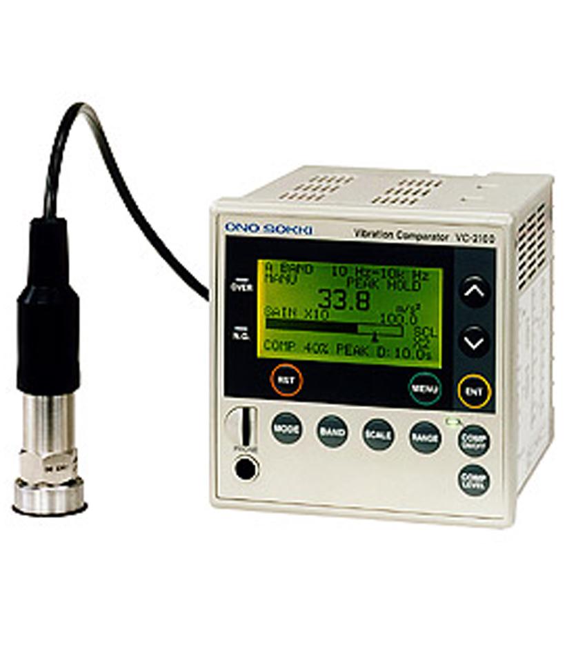 日本小野 ONOSOKKI 振动比较器 VC-3100 ONOSOKKI VC 3100