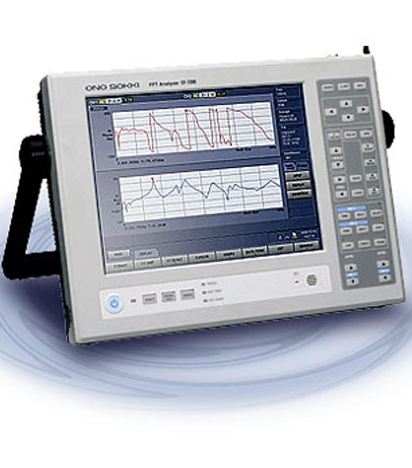 日本小野 ONOSOKKI 手提式双通道FFT分析仪 CF-7200 ONOSOKKI FFT CF 7200