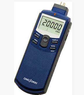 日本小野 ONOSOKKI 手握FFT式转速表 FT-7100 ONOSOKKI FFT FT 7100