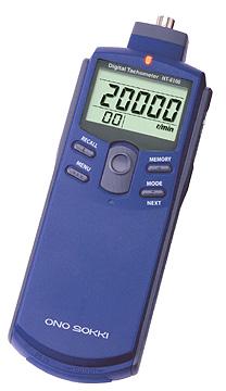 日本小野 ONOSOKKI 手握式数字传速表 HT-6100 ONOSOKKI HT 6100