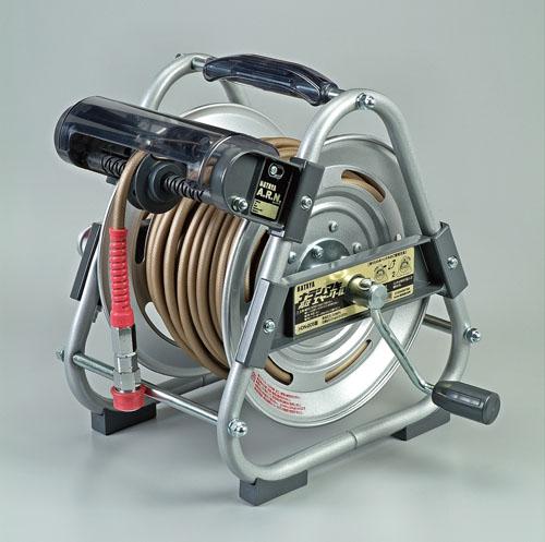 喜一 ESCO EA124BX-35 5mmx30m高圧エアホースリール ESCO EA124BX 35 5mmx30m
