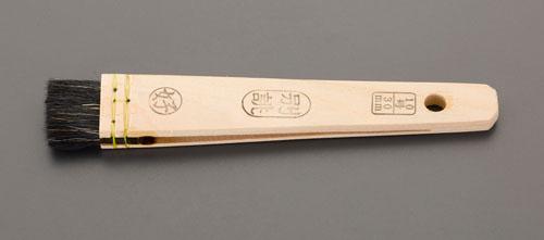 喜一 ESCO EA109LK-1 15mmカシュー塗料用刷毛 ESCO EA109LK 1 15mm