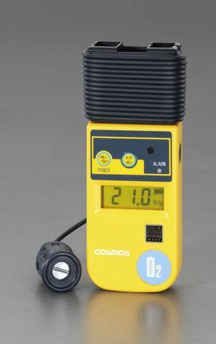 喜一 ESCO EA733C-1A デジタル酸素濃度計(ミニ) ESCO EA733C 1A