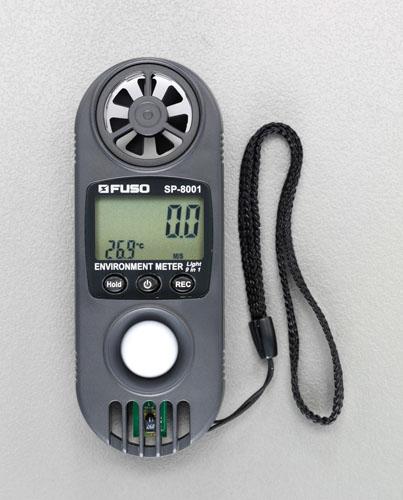 喜一 ESCO EA743FB-1 [10機能]ミニマルチ環境計測器 ESCO EA743FB 1 10
