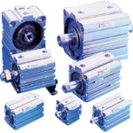 (株)TAIYO 10S-6RSD80N35-KC2 TAIYO 薄形空気圧シリンダ 10S 6RSD80N35 KC2